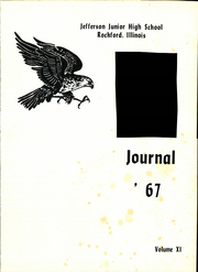 Page 5, 1967 Edition, Jefferson Junior High School - Journal Yearbook (Rockford, IL) online yearbook collection