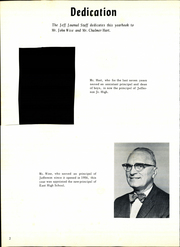 Page 6, 1967 Edition, Jefferson Junior High School - Journal Yearbook (Rockford, IL) online yearbook collection