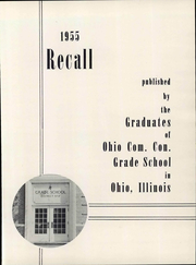 Page 7, 1955 Edition, Ohio Community Grade School - Recall Yearbook (Ohio, IL) online yearbook collection