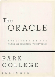 Page 11, 1939 Edition, Morgan Park Junior College - Oracle Yearbook (Chicago, IL) online yearbook collection