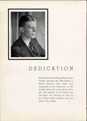 Page 12, 1939 Edition, Morgan Park Junior College - Oracle Yearbook (Chicago, IL) online yearbook collection