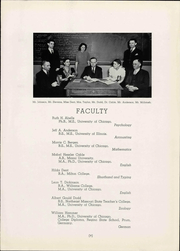 Page 17, 1939 Edition, Morgan Park Junior College - Oracle Yearbook (Chicago, IL) online yearbook collection
