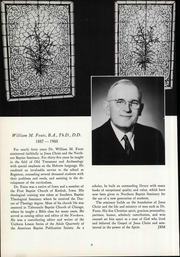 Page 12, 1961 Edition, Northern Baptist Theological Seminary - Yearbook (Lombard, IL) online yearbook collection