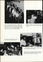 Page 14, 1961 Edition, Northern Baptist Theological Seminary - Yearbook (Lombard, IL) online yearbook collection