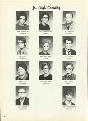Page 10, 1972 Edition, Elverado Junior High School - Falconette Yearbook (Elkville, IL) online yearbook collection