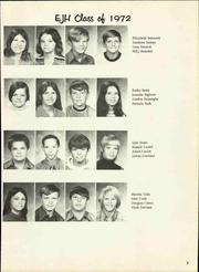 Page 11, 1972 Edition, Elverado Junior High School - Falconette Yearbook (Elkville, IL) online yearbook collection