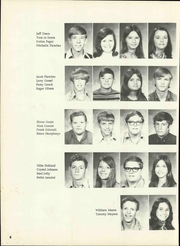 Page 12, 1972 Edition, Elverado Junior High School - Falconette Yearbook (Elkville, IL) online yearbook collection