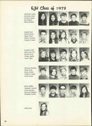 Page 14, 1972 Edition, Elverado Junior High School - Falconette Yearbook (Elkville, IL) online yearbook collection