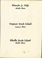 Page 5, 1972 Edition, Elverado Junior High School - Falconette Yearbook (Elkville, IL) online yearbook collection
