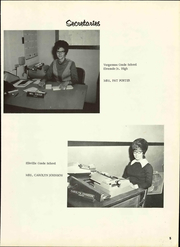 Page 9, 1972 Edition, Elverado Junior High School - Falconette Yearbook (Elkville, IL) online yearbook collection