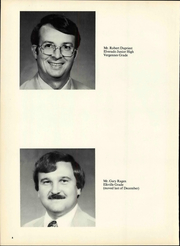 Page 10, 1979 Edition, Elverado Junior High School - Falconette Yearbook (Elkville, IL) online yearbook collection