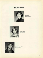 Page 11, 1979 Edition, Elverado Junior High School - Falconette Yearbook (Elkville, IL) online yearbook collection