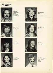 Page 13, 1979 Edition, Elverado Junior High School - Falconette Yearbook (Elkville, IL) online yearbook collection