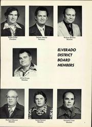 Page 7, 1979 Edition, Elverado Junior High School - Falconette Yearbook (Elkville, IL) online yearbook collection