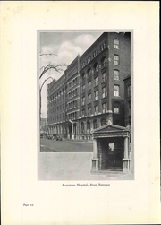 Page 16, 1925 Edition, Augustana Hospital School of Nursing - Yearbook (Chicago, IL) online yearbook collection