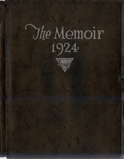 1924 Edition, Trivoli Community High School - Memoir Yearbook (Trivoli, IL)