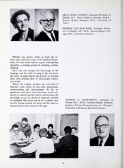 Page 12, 1965 Edition, Judson University - Lantern Yearbook (Elgin, IL) online yearbook collection