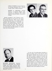 Page 13, 1965 Edition, Judson University - Lantern Yearbook (Elgin, IL) online yearbook collection