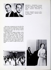 Page 14, 1965 Edition, Judson University - Lantern Yearbook (Elgin, IL) online yearbook collection