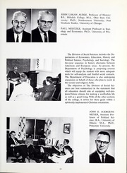 Page 15, 1965 Edition, Judson University - Lantern Yearbook (Elgin, IL) online yearbook collection