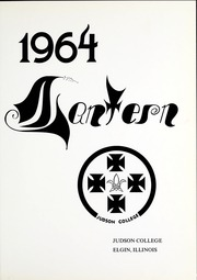 Page 5, 1965 Edition, Judson University - Lantern Yearbook (Elgin, IL) online yearbook collection