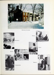 Page 9, 1969 Edition, Judson University - Lantern Yearbook (Elgin, IL) online yearbook collection