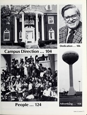 Page 7, 1981 Edition, Judson University - Lantern Yearbook (Elgin, IL) online yearbook collection