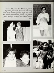 Page 12, 1988 Edition, Judson University - Lantern Yearbook (Elgin, IL) online yearbook collection