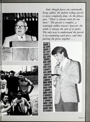 Page 13, 1988 Edition, Judson University - Lantern Yearbook (Elgin, IL) online yearbook collection