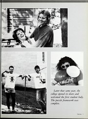 Page 9, 1988 Edition, Judson University - Lantern Yearbook (Elgin, IL) online yearbook collection