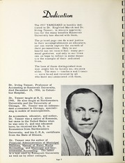 Page 10, 1957 Edition, Roosevelt University - Vanguard Yearbook (Chicago, IL) online yearbook collection