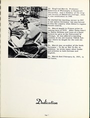 Page 11, 1957 Edition, Roosevelt University - Vanguard Yearbook (Chicago, IL) online yearbook collection