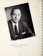 Page 12, 1957 Edition, Roosevelt University - Vanguard Yearbook (Chicago, IL) online yearbook collection