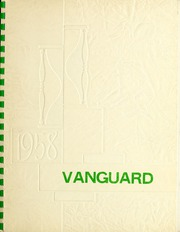 1958 Edition, Roosevelt University - Vanguard Yearbook (Chicago, IL)