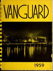Page 1, 1959 Edition, Roosevelt University - Vanguard Yearbook (Chicago, IL) online yearbook collection
