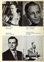 Page 12, 1959 Edition, Roosevelt University - Vanguard Yearbook (Chicago, IL) online yearbook collection