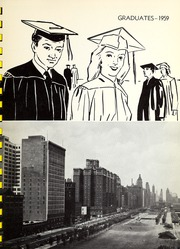 Page 13, 1959 Edition, Roosevelt University - Vanguard Yearbook (Chicago, IL) online yearbook collection