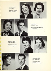 Page 17, 1959 Edition, Roosevelt University - Vanguard Yearbook (Chicago, IL) online yearbook collection