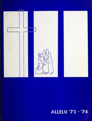 Trinity Christian College - Allelu Yearbook (Palos Heights, IL) online yearbook collection, 1974 Edition, Page 1