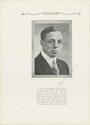 Page 10, 1927 Edition, Peoria High School - Crest Yearbook (Peoria, IL) online yearbook collection