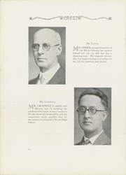 Page 14, 1927 Edition, Peoria High School - Crest Yearbook (Peoria, IL) online yearbook collection