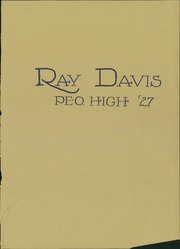 Page 3, 1927 Edition, Peoria High School - Crest Yearbook (Peoria, IL) online yearbook collection