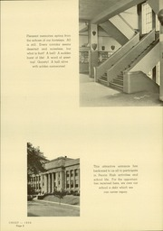 Page 13, 1934 Edition, Peoria High School - Crest Yearbook (Peoria, IL) online yearbook collection