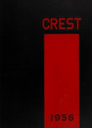 Page 1, 1936 Edition, Peoria High School - Crest Yearbook (Peoria, IL) online yearbook collection