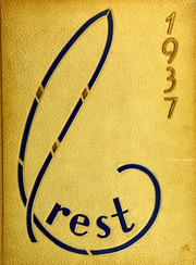 Page 1, 1937 Edition, Peoria High School - Crest Yearbook (Peoria, IL) online yearbook collection