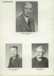 Page 16, 1952 Edition, Peoria High School - Crest Yearbook (Peoria, IL) online yearbook collection