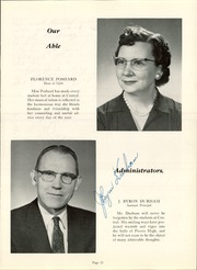 Page 17, 1957 Edition, Peoria High School - Crest Yearbook (Peoria, IL) online yearbook collection