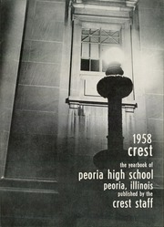 Page 5, 1959 Edition, Peoria High School - Crest Yearbook (Peoria, IL) online yearbook collection