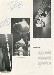 Page 7, 1959 Edition, Peoria High School - Crest Yearbook (Peoria, IL) online yearbook collection