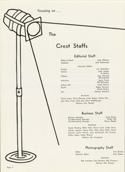 Page 8, 1959 Edition, Peoria High School - Crest Yearbook (Peoria, IL) online yearbook collection